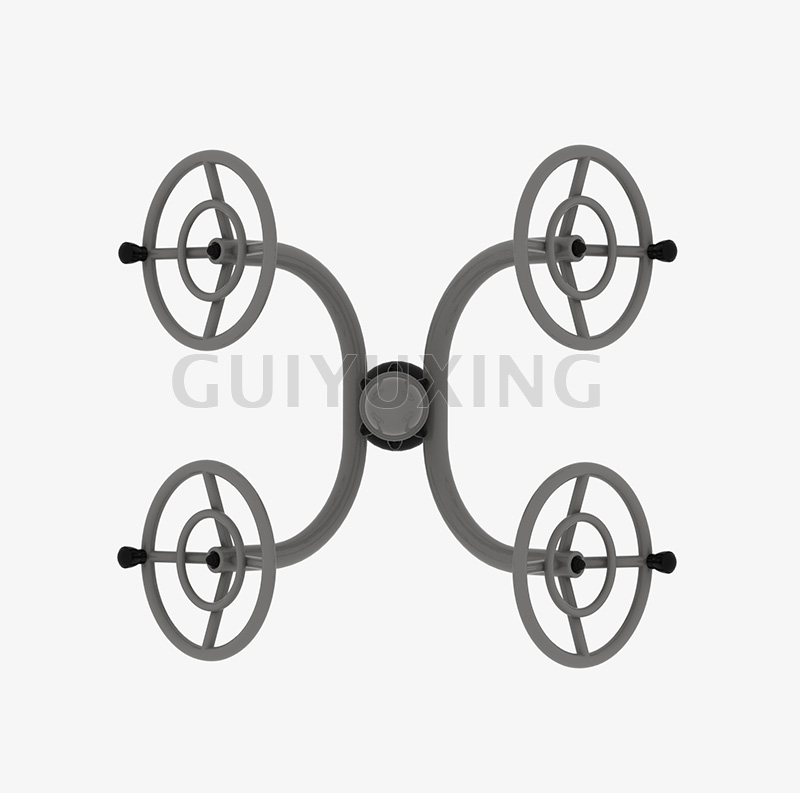Aogui Series Tai Chi Spinners GYX-A04
