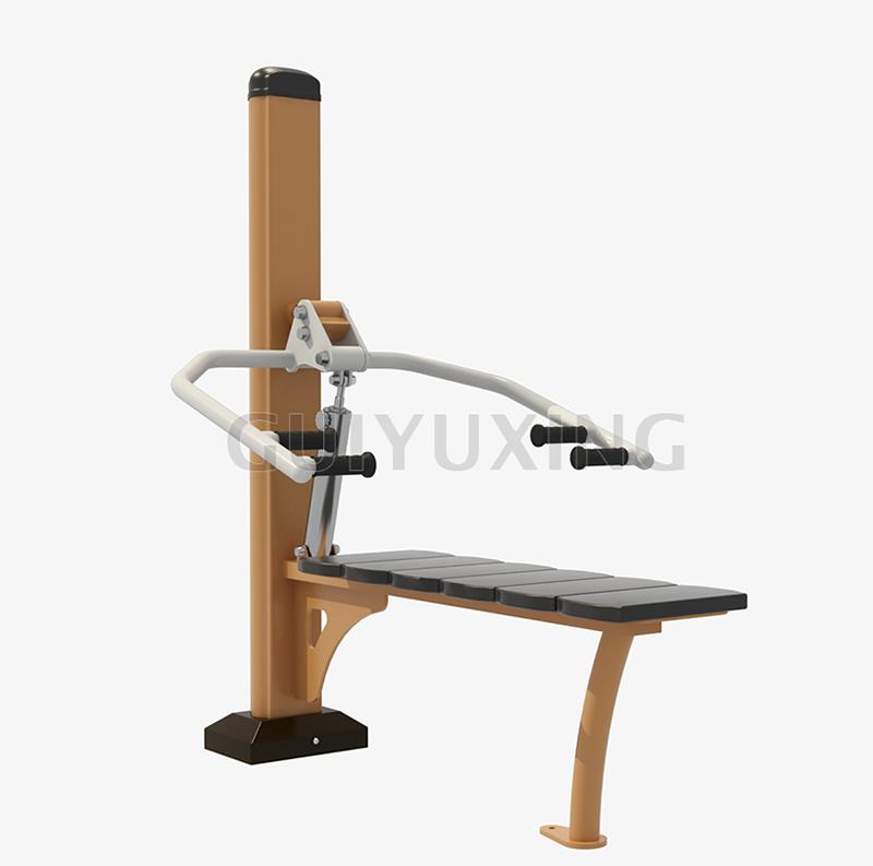 Hydraulic Seris Bench Press GYX-H06