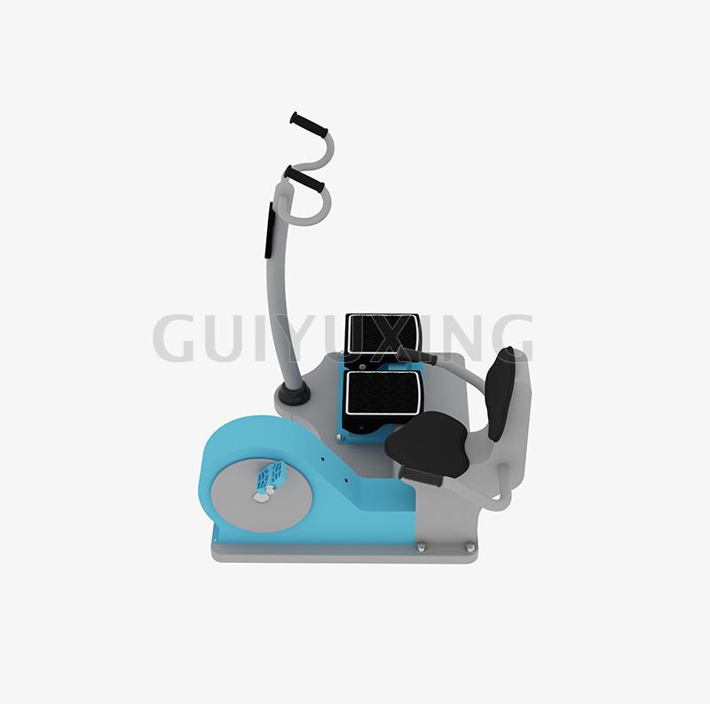 Dynamic Series GYX-LD06 Recumbent Vibration Trainer