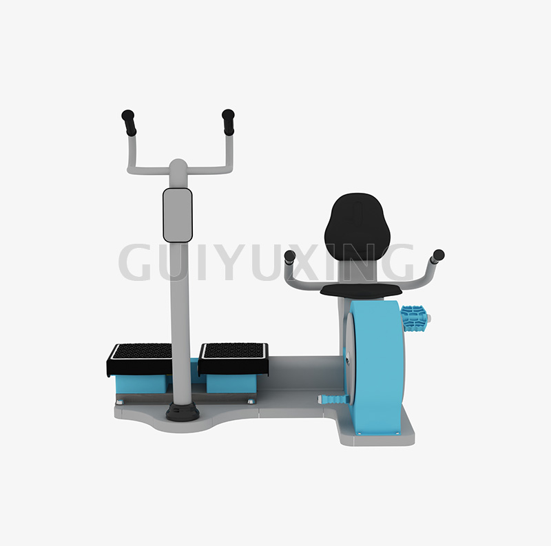 Dynamic Series GYX-LD06 Recumbent Vibration Trainer