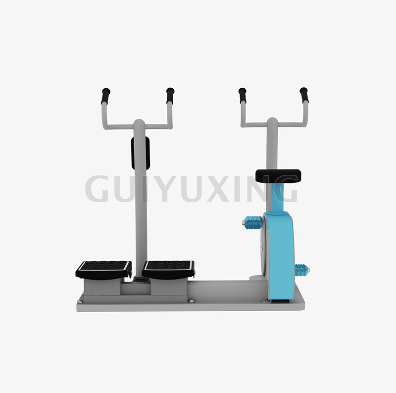 Recumbent Vibration Trainer GYX-LD06C