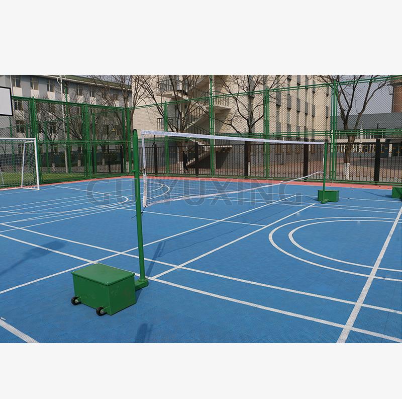 Cage Series Removable Badminton Post GYX-Y01