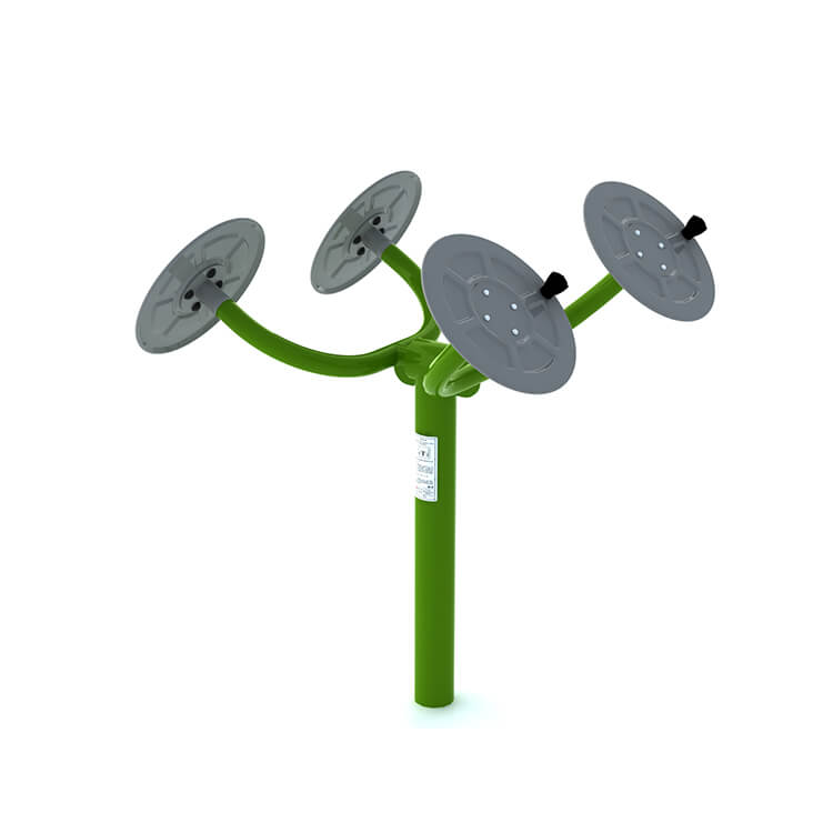 These Tai Chi Spinners are designed to promote flexibility and co-ordination in wrists arms and shoulders as well as improving circulation and providing an excellent warm-up. Suitable for all ages as well as wheel-chair bound users and an excellent physiotherapy routine.