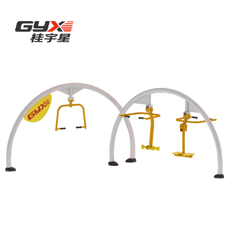 accessible outdoor fitness equipment for The Disabled