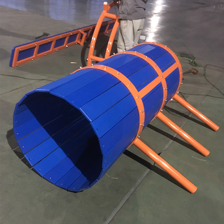 playground equipment for dogs